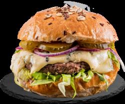 Bluecheese burger image