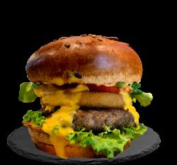 Dirty queen burger image