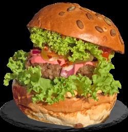 Hellboy burger image