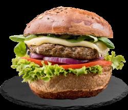 Royal cheeseburger image