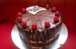 Tort special de ciocolată
