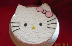 "Tort ""Hello Kitty"""