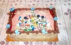 "Tort ""Clubul lui Mickey"""