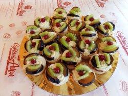 Minitarte cu fructe