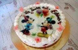 """Tort """"Minnie si Mikey"""""""