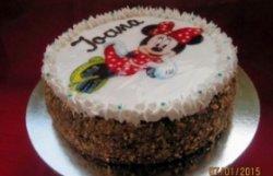 """Tort """"Minnie"""""""