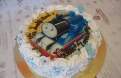Tort Trenulețul Thomas