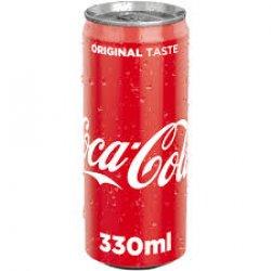Coca Cola 0.33l image