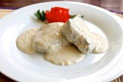 Mușchi de porc gorgonzola image