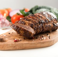 Mușchiuleț de porc grill image