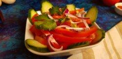 Salată asortată de vară image