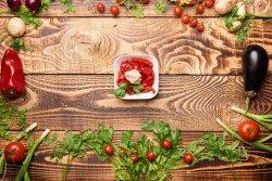 Salată de ardei copt image