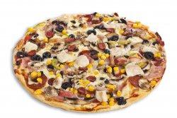Pizza Con Tutto image