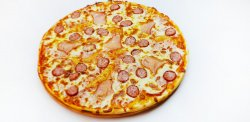Pizza Gourmand 24 cm