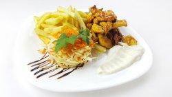 Fast Food Shaorma de pui