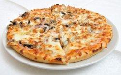 Pizza Prosciutto&funghi 32 cm image