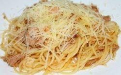 Spaghetti cu ton image