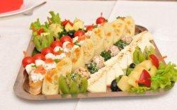 Nr. 02: Platou de brânzeturi pentru 4 persoane