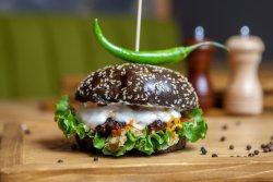 Black Hot Burger image