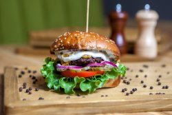 Cool Burger image