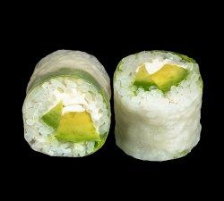 Avocado & Cheese Summer Roll image