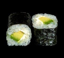Maki Avocado & Cheese image