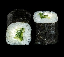 Maki Cucumber & Cheese image