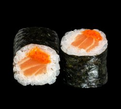 Maki Spicy Salmon image