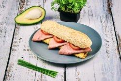 Sandwich cald cu oușișuncă image