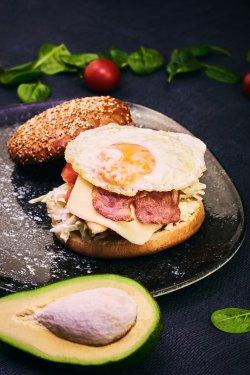 Sandwich gourmet image