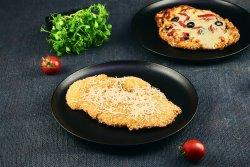 Șnițel de pui în crusta panko image