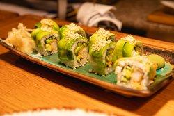 """Sushi """"eby ten roll"""" image"""