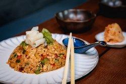 Chicken fried rice XO image