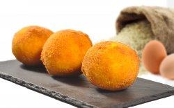 Arancini formaggi di capra e spinaci (3 buc) image