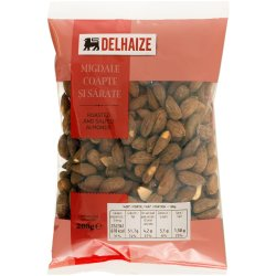 Migdale coapte si sarate 200g Delhaize
