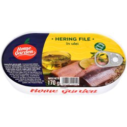 Hering file in ulei 170g Home Garden image