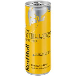Energizant Yellow edition 0.25l Red Bull