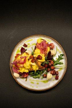 Scramble Eggs image