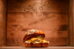 The Caramilk Burger image
