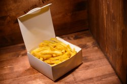 The Four Cheeses Fries image