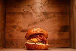 The Smoke Bomb Burger image