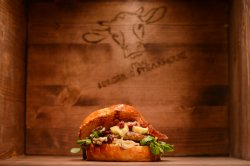 The Blue Cheese Burger image