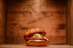 The Urban Style Burger image