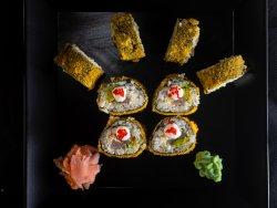 Tobiko Tuna Fantasy – Rolă prăjită în pesmet image
