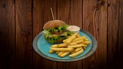 Meniu Chicken fresh burger image