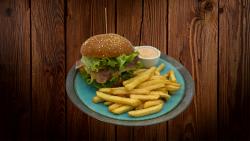 Meniu Burger Max Julien image