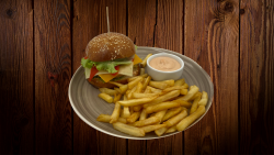 Meniu Burger Light Camembert image