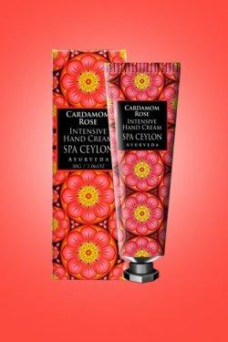 Cardamon Rose - Cremă de mâini intensiva