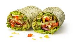 Wrap Veggie Delite image
