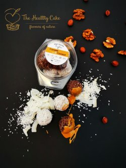 Caramel and Coconut Truffles image